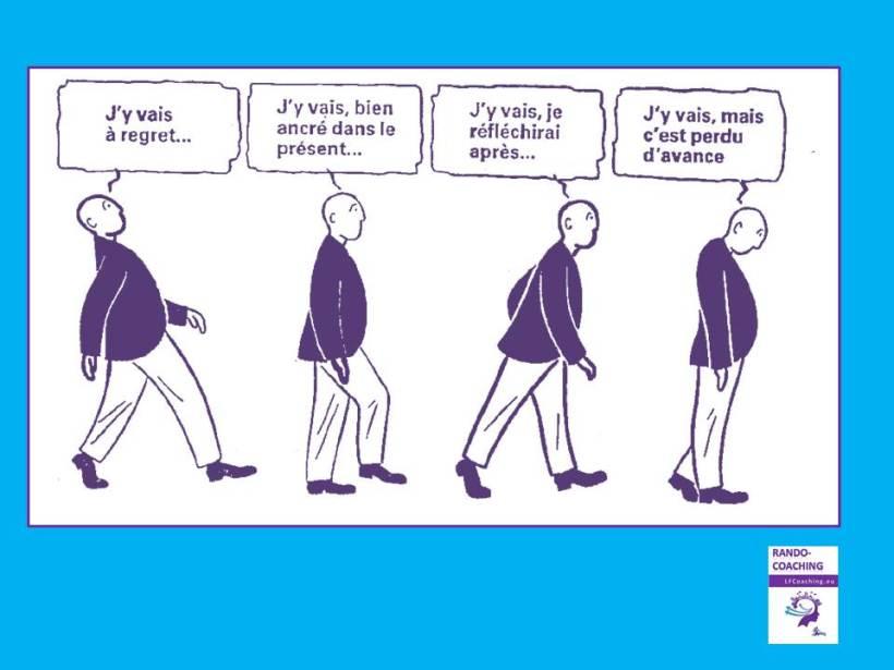 style de marche